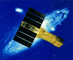 ASCA (Advanced Satellite for Cosmology and Astrophysics)