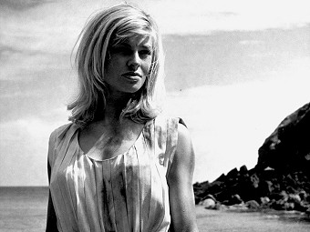 Julie Christie in A For Andromeda