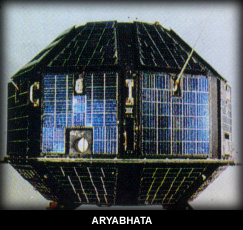 Aryabhata (satellite) #