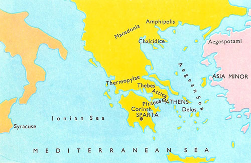War Between Athens And Sparta Between Athens And Sparta