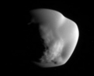 Atlas image by Cassini in 2007