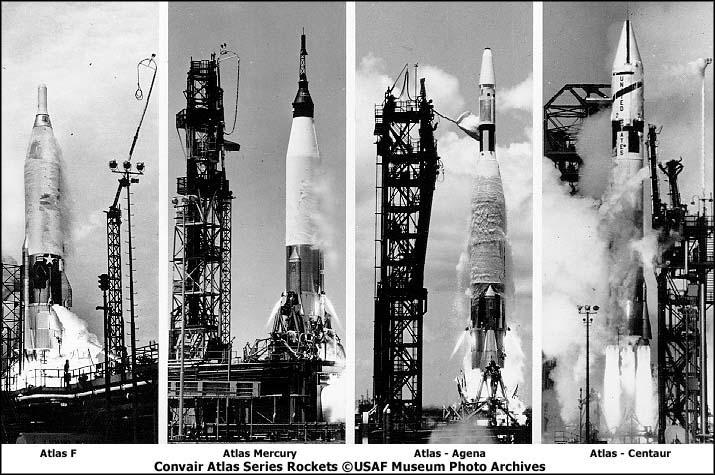 Atlas Launch Vehicle