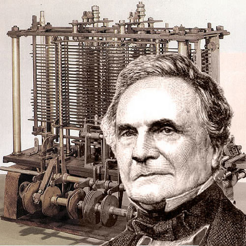 Charles Babbage and his Difference Engine
