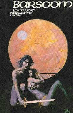 cover of book 'Barsoom' by Richard Lupoff