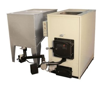 Energy King Bio-King BK140 corn and wood pellet furnace