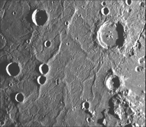Mercury Caloris Basin