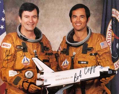 Possibilité d'une STS 135 Crippen_Young