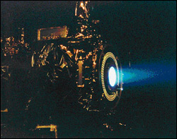 Deep Space 1 NSTAR engine