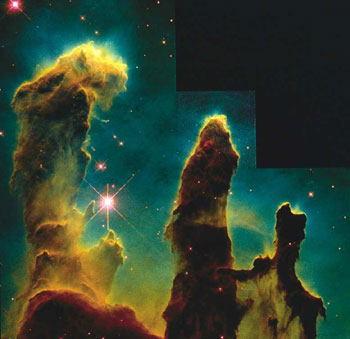 Eagle Nebula (IC 4703)