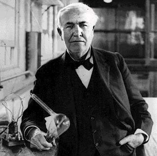 Edison Thomas Alva 1847 1931
