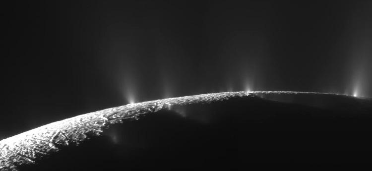 Вентиляция Enceladus