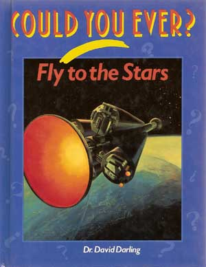 Could You Ever Fly to the Stars? front cover