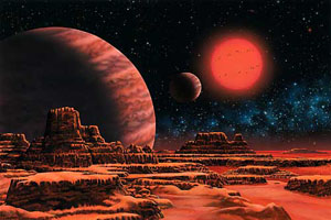 gliese 876 system - photo #5