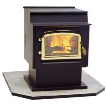Glow Boy Freestanding Corn Stove