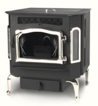 Country Flame Harvester corn stove