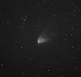 Hubble's Variable Nebula