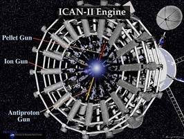 ICAN-I engine