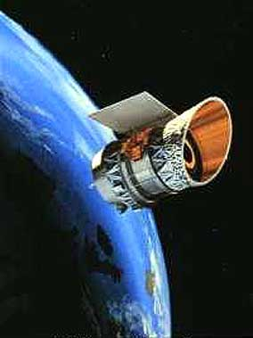 Infrared Astronomy Satellite (IRAS)