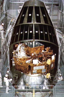 IRTS (Infrared Telescope in Space)
