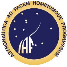 International Astronautical Federation logo