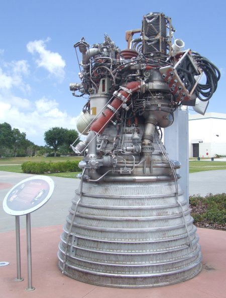 J-2 rocket engine