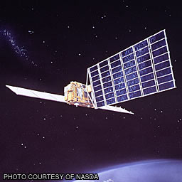 JERS Japanese Earth Resources Satellite