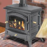 Lennox Hearth-Wood fire