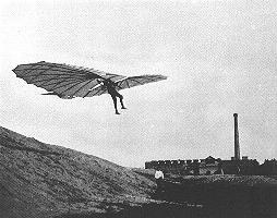 Lilienthal's normal glider