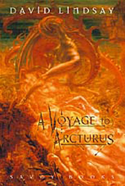cover of A Voyager to Arcturus