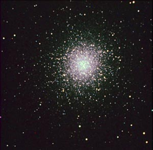 M13 (Great Cluster in Hercules)