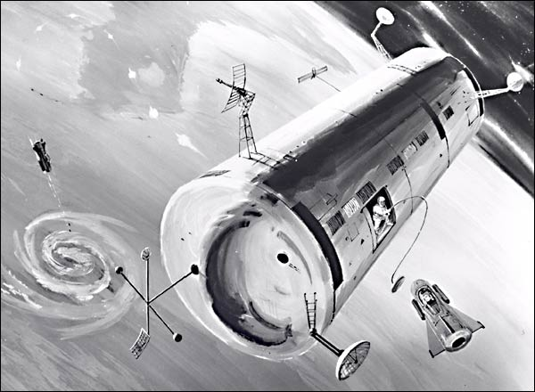 Manned Orbiting Laboratort (MOL)