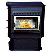 American Energy Systems Magnum Countryside multifuel stove