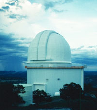 Harlan J. Smith Telescope, McDonald Observatory