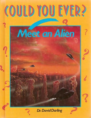 Could You Ever Meet an Alien? front cover