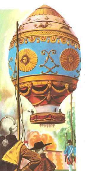 Montgolfier flight of November 1783