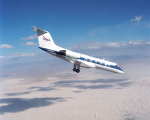 NASA STA Shuttle Training Aircraft
