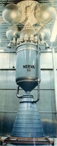 NERVA engine
