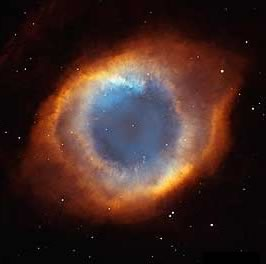 The Helix Nebula in visible light