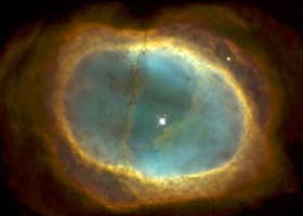 NGC 3132 (Eight-burst Nebula)