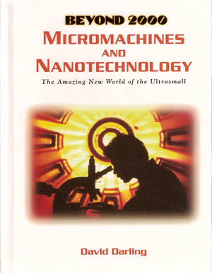 Nanotechnology front cover
