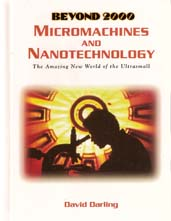 Nanotechnology book cover