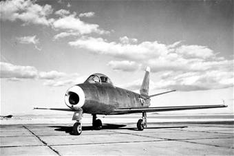 North American XF-86