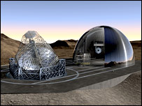 OverWhelmingly Large Telescope (OWL)