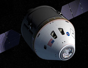 Orion Command and Service Modules