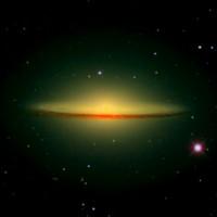 Sombrero Galaxy  M104 M 104 Sombrero Galaxy