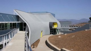 The new Advanced Instrumentation and Technology Center at Mt. Stromlo Observatory
