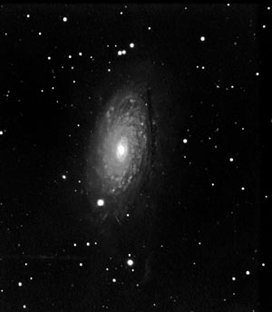 Sunflower Galaxy (M63, NGC 5055)