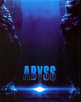 poster for The Abyss