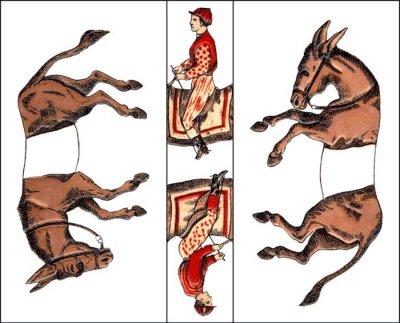 Trick Donkeys puzzle