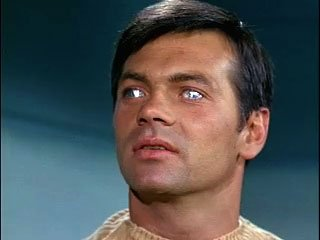 Gary Mitchell in Where No Man Has Gone Before